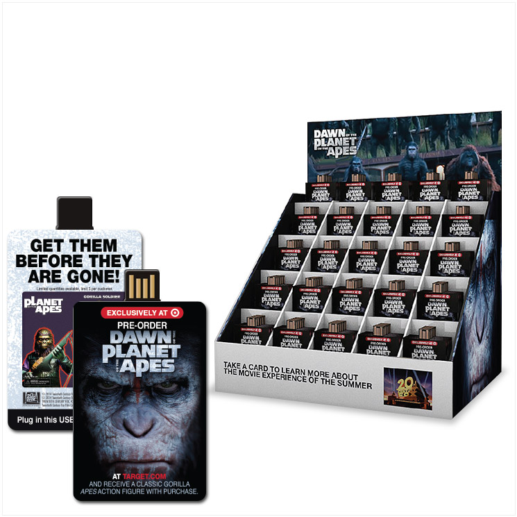 FOX – Dawn of the Planet of the Apes
