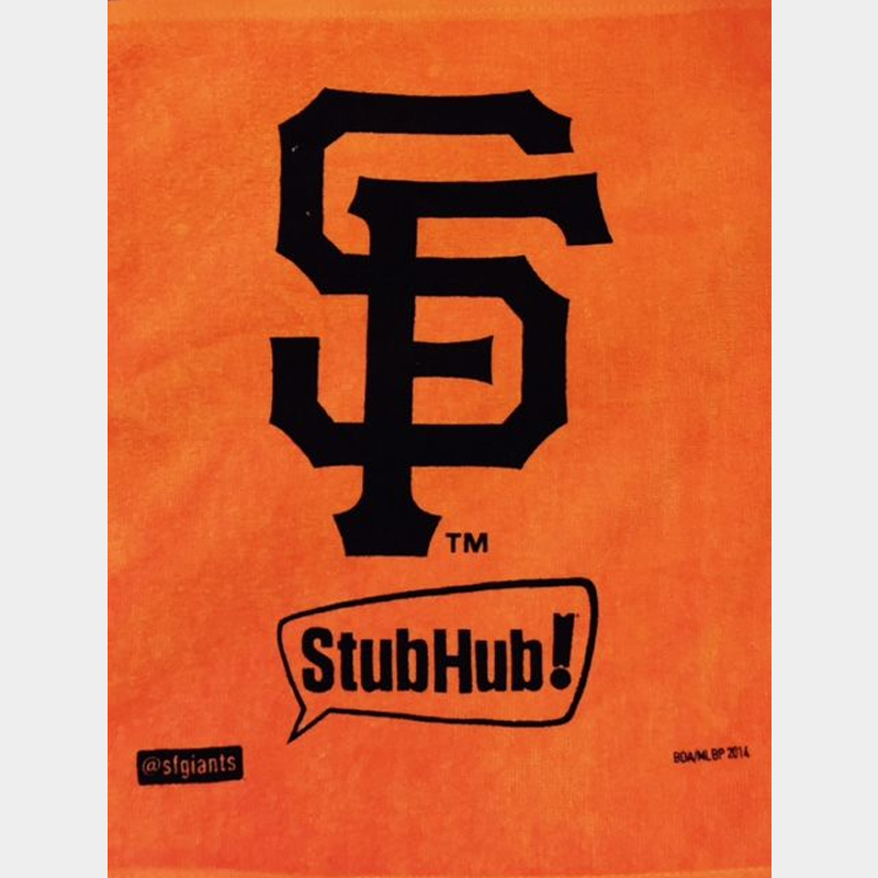 Rally Towel for Sports and Event Activations
